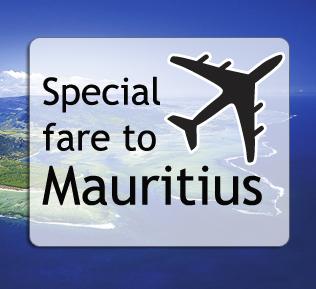 Mauritius Cheap flights