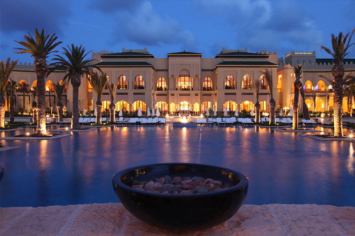 Mazagan Beach & Golf Resort, Morocco
